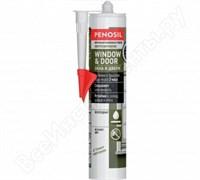 Penosil N, герметик силиконовый нейтральный, белый, 310ml