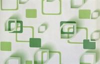 Обои винил Геометрия 96903 зеленые Элизиум 0,53*10м /9