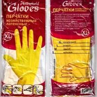 Перчатки хозяйственные S/240