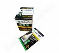 Клей контактный Ultima Кристалл прозрачный 30 мл, шоу-бокс (ш/б - 10 шт./коробка - 120 шт.)