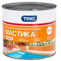 Мастика битумная гидроизоляционная 1,8кг (Текс)(6)