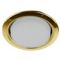 Светильник KL35 GD-10  ЭРА под лампу Gx53,220V,13W ,золото (упаковка 10 шт)