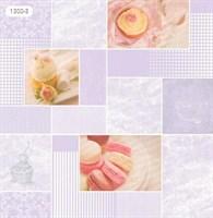 Обои бумажные мойка Вкус 1300-3 фиолетовые (Пермь) (25)