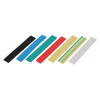 Термоусадка 7цветов 4-12мм*100мм в уп7шт TYT-set-100r ЭРА