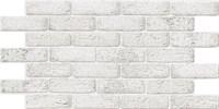 Панель ПВХ Лофт белый (10шт) 960*480мм