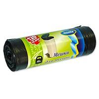 Мешки для мусора АНТЕЛЛА 240л/5шт/LDPE/40мкм