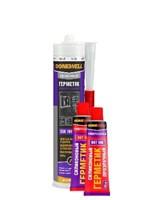 Герметик DoneWell  силиконовый универсальный белый 40 мл/24