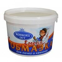 """Обмазка для печей и каминов """"Емеля"""" 1,5кг (10)"""