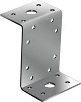Крепежный уголок Z-образный 55х105х90х2,0