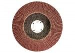Диск лепестковый абразивный 115х22,2мм, зерно 40 TARG (Ziflex)