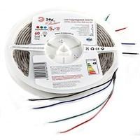Лента светодиодная ЭРА LS5050-60LED-IP20-RGB-eco-5m