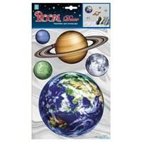Наклейка Планеты голограмма 2901 RKA