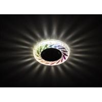 DK LD13 SL RGB/WH Светильник ЭРА декор cо светодиодной подсветкой MR16, мультиколор (50/1400)
