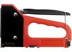 Степлер мебельный  4х функциональный пластиковый тип скобы 53,28,300,500 6-14 мм// MATRIX MASTER
