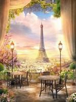 Фотообои Вечер в Париже 196*260 (8 лист) Тула
