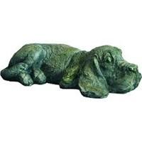 GREEN APPLE Фигурка садовая Пёс 53*29*14.5см