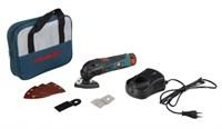 Инструмент многофункциональный аккумуляторный HAMMER ACD122LE PREMIUM  12В 1.3Ач 5000-16000об/мин