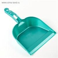"""Совок для мусора """"Петрович"""" перламутр   4330153"""