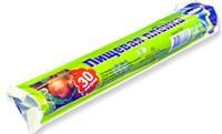 Пленка пищевая АНТЕЛЛА 30м*30 см в рулоне / Плотность: 6 микрон