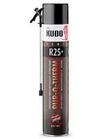 Напыляемая пенополиуретановая бесшовная теплоизоляция высокой плотности PUR-O-THERM R25+ KUDO новинка!
