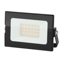 LPR-021-0-30K-050 ЭРА Прожектор светодиодный уличный 50Вт 4000Лм 3000К 183х131х36 (30/720)