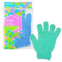 Мочалка массажная VELL (перчатка), Размер: 13х19см/Состав: нейлон