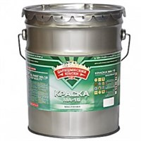 Краска масл. зеленая МА-15 10 кг Царицынские краски
