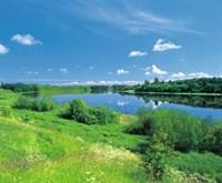 Фотообои Зеркальное озеро 294*201 (9 листов) Тула