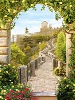 Фотообои Путь к замку 196*260 (8 лист) Тула